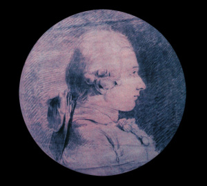 Portrait de Donatien Alphonse François de Sade