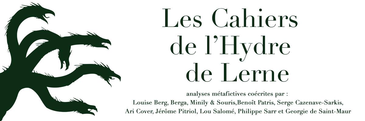 Les Cahiers de l'Hydre de Lerne